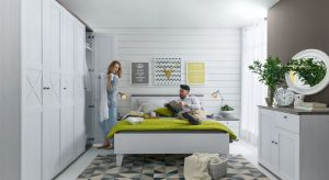 Drewniane czy tapicerowane? Jasne czy w ciemnym kolorze? Jakie łóżko wybrać do sypialni? Zobaczcie 15 modnych kolekcji.
