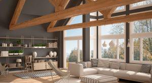 W styl eko doskonale wpisuje się drewniana podłoga, która wprowadza do wnętrza ciepło i elegancję. Aby była w pełni bezpieczna warto do jej montażu zastosować klej hybrydowy.