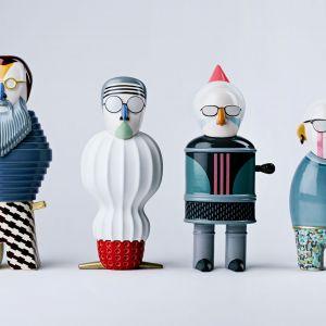 Dekoracyjna ceramika śmiało wraca do naszych domów w niezwykłych formach. Fot. Mood-Design