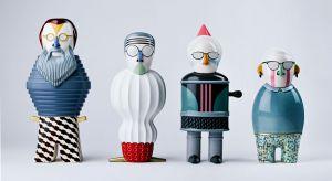 Dekoracyjna ceramika śmiało wraca do naszych domów w niezwykłych formach, wykreowanych przez najlepszych projektantów.