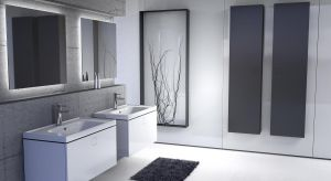 Kolekcja mebli łazienkowych NODO, kolejna nowość w ofercie Defra, to kwintesencja minimalistycznego stylu w łazience. Proste, kubiczne bryły mebli wprowadzają ład i harmonię do wnętrza, a ich przestronne szuflady i szafki pozwolą na łatwe utrzy