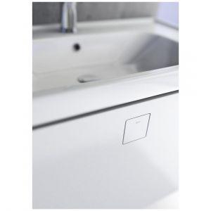 Kolekcja mebli łazienkowych NODO-uchwyt. Fot. Defra