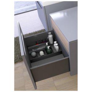 Akcesoria DefraBOX do indywidualnej aranżacji wnętrza szuflady. Fot. Defra