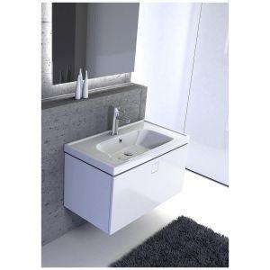 Kolekcja mebli łazienkowych - szafka podumywalkowa. Fot. Defra