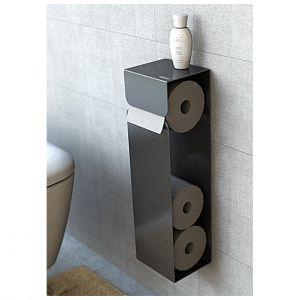 Uchwyt na papier toaletowy wysoki. Fot. Defra