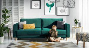 Kanapa nie musi być szara!Zobaczcie propozycje pięknych, luksusowych kanap w atrakcyjnych kolorach obicia.