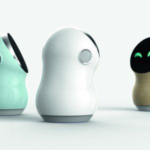 Hub Robot pełni funkcję cyfrowego zarządcy, wykonuje prace domowe za pomocą technologii rozpoznawania mowy, łącząc się z innymi inteligentnymi sprzętami gospodarstwa domowego LG. Fot. LG