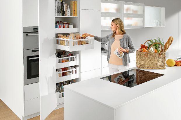 Przechowywanie w kuchni - 15 pomysłów na szuflady