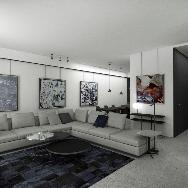 Komfortowy dom w Piasecznie w stylu modernistycznym