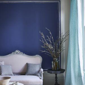 Dekoracje do domu - kolekcja tkanin Linen Union. Fot. Annie Sloan