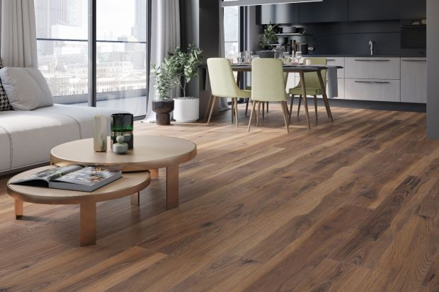 Płytki gresowe - zobacz kolekcje imitujące drewno
