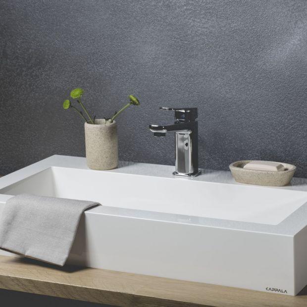 Umywalka do łazienki - poznaj zalety kompozytu