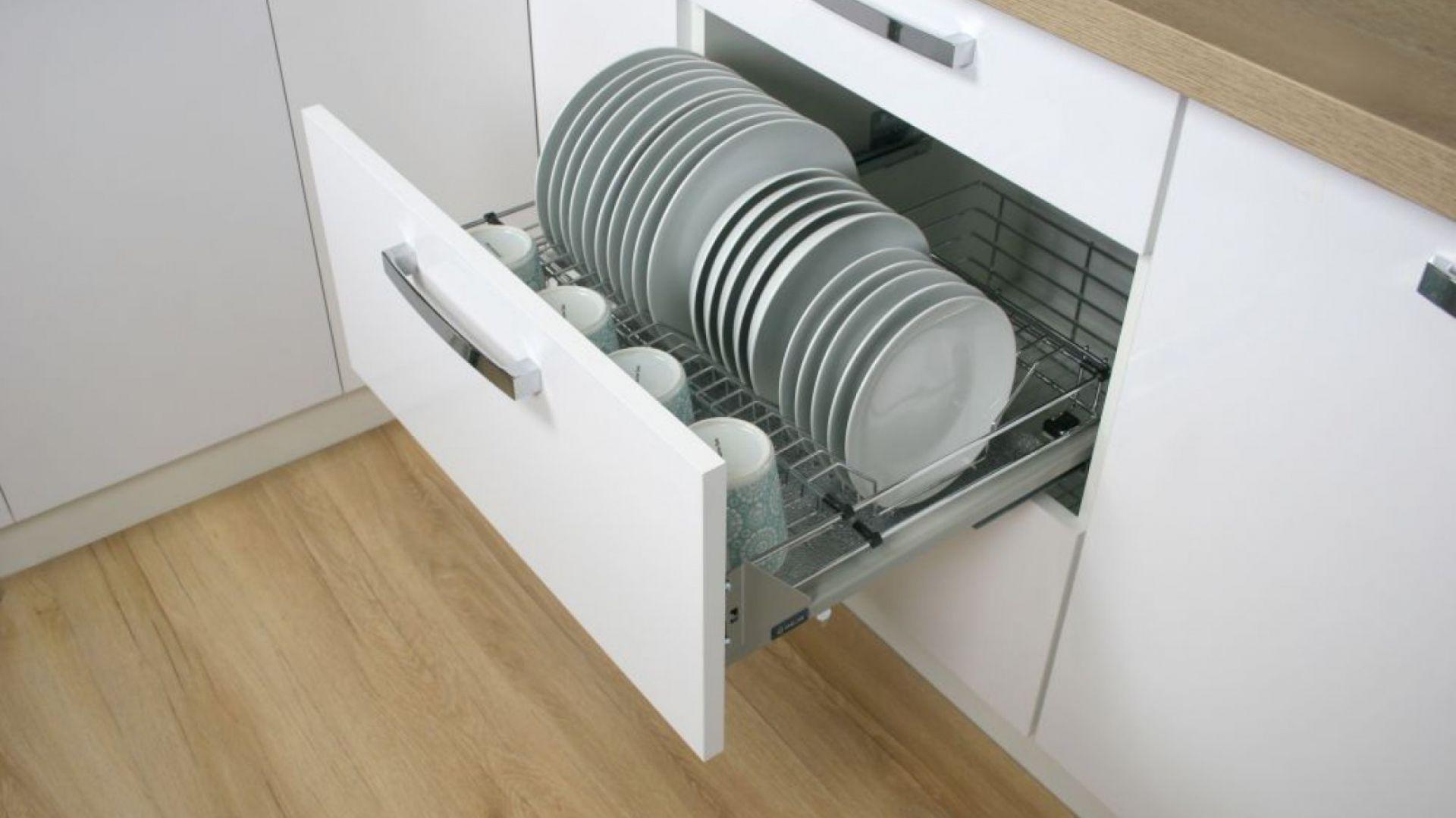 187f223271cbf9 Przechowywanie w kuchni - 15 pomysłów na szuflady