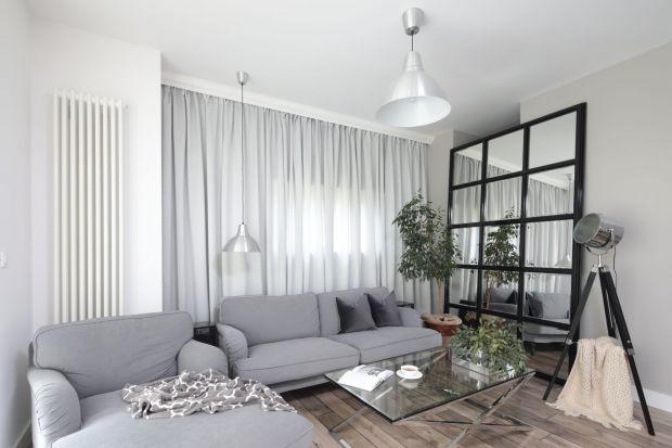 Nowoczesny salon - 20 pięknych wnętrz z polskich domów