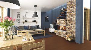Turkawka II to ciekawy projekt niewielkiego domku, o powierzchni użytkowej 82 metrów kwadratowych. Pomysłowo rozwiązany układ pomieszczeń zapewni duży komfort mieszkania.