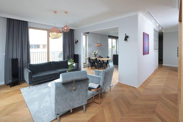 Jak funkcjonalnie podzielić mieszkanie na strefy? To zadanie niełatwe.Istnieją jednak różne triki, które w tym pomogą.