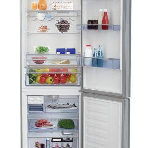 Przechowywanie żywności - zalety nowoczesnej lodówki. Fot. Beko