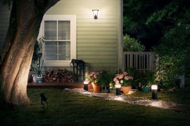 Oświetlenie w ogrodzie - zobacz nowoczesne rozwiązania