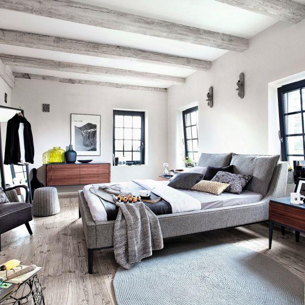 Meble do sypialni - przegląd łóżek tapicerowanych