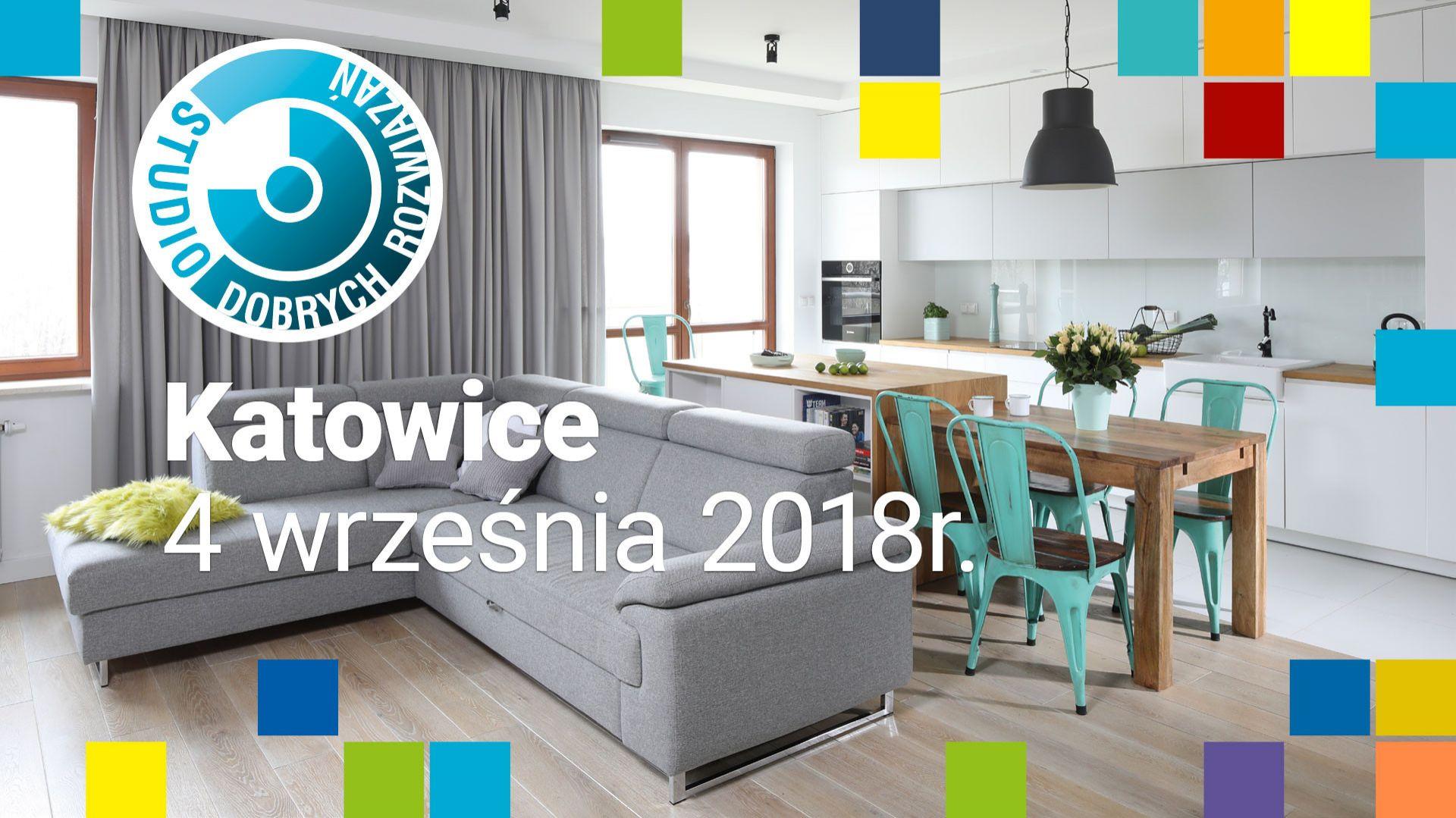 Najbliższe spotkanie Studia Dobrych Rozwiązań już 4 września w Katowicach!