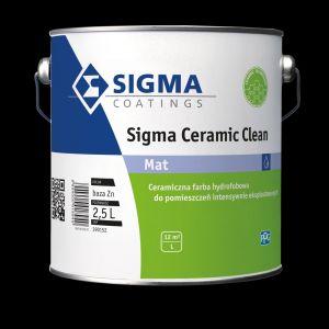 Ceramic Clean – trwała i uniwersalna farba do wnętrz. Fot. Sigma Coatings