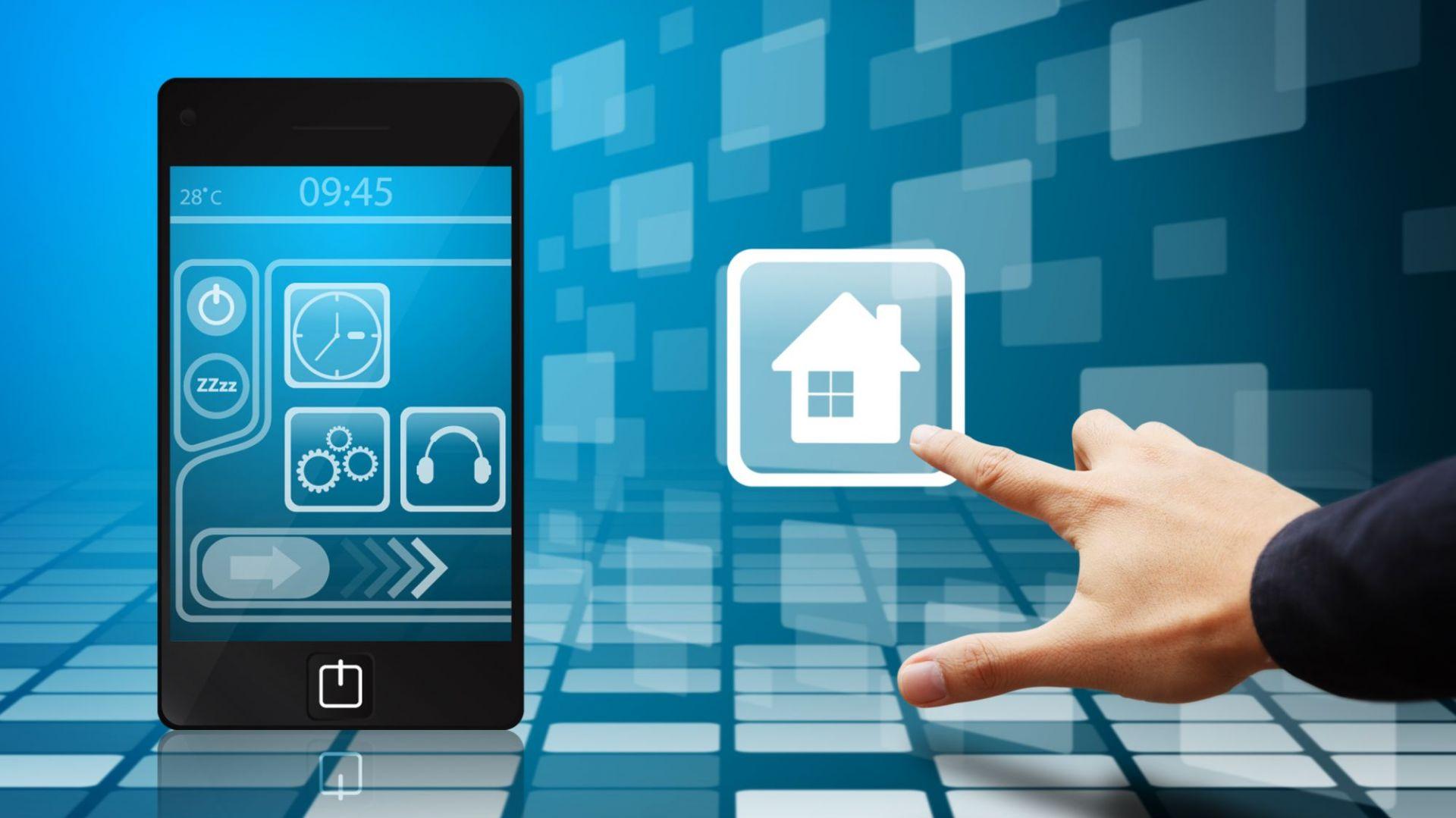 Inteligentny dom. Fot. Shutterstock