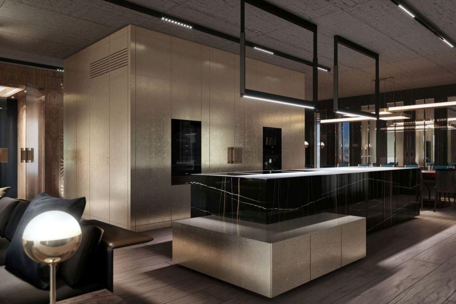 Komfortowy apartament w stylu art deco
