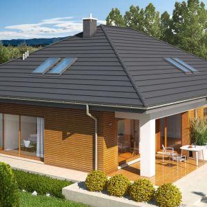 Nowoczesne osiedla domków jednorodzinnych to atrakcyjna alternatywa dla życia w mieście. Na zdjęciu dom Marcel G2. Projekt: arch. Artur Wójciak, Pracownia Projektowa Archipelag