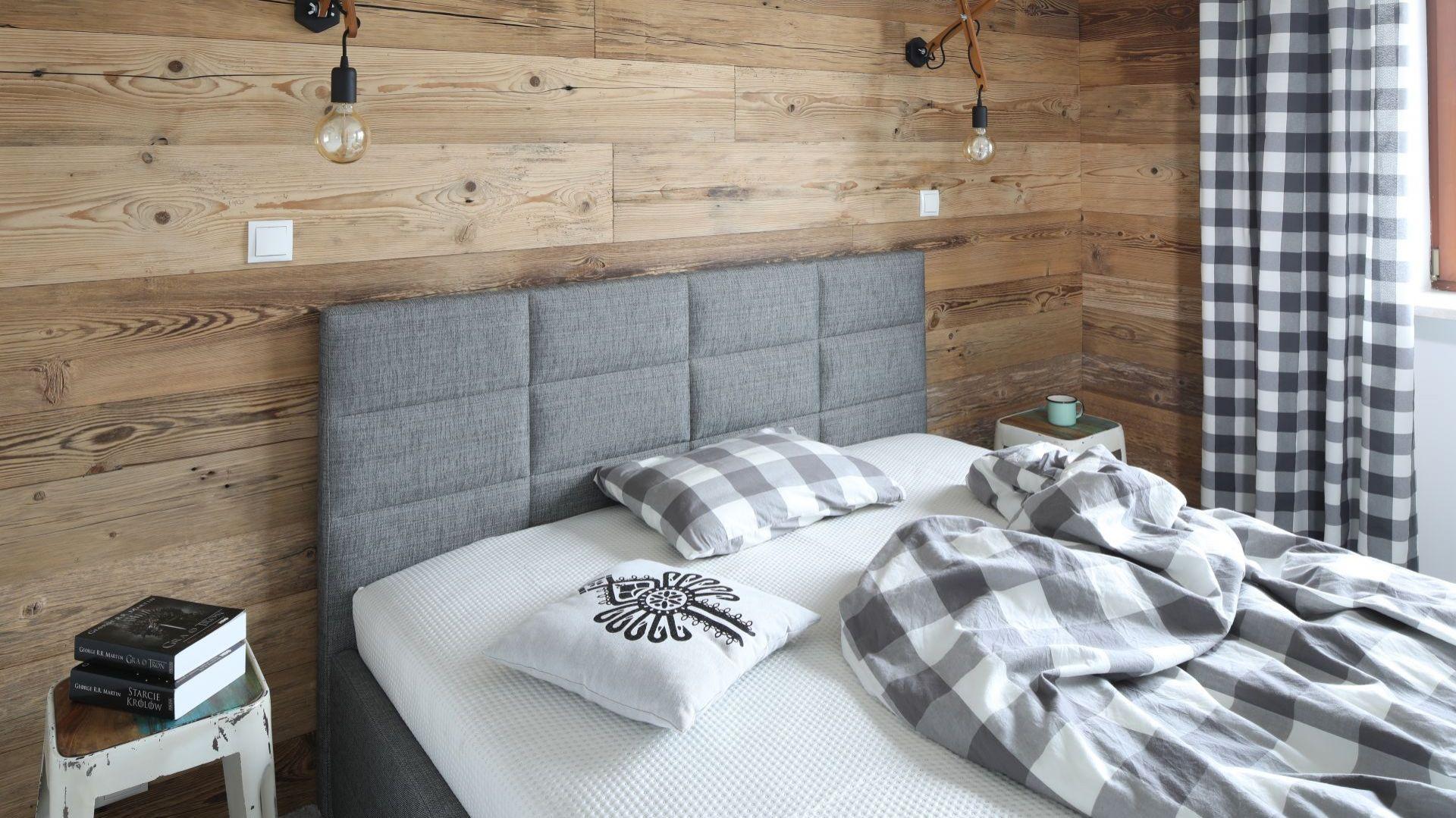Utrzymanie właściwej higieny materaca nie tylko przedłuży jego żywotność, ale także poprawi komfort snu. Projekt: Agnieszka Żyła. Fot. Bartosz Jarosz