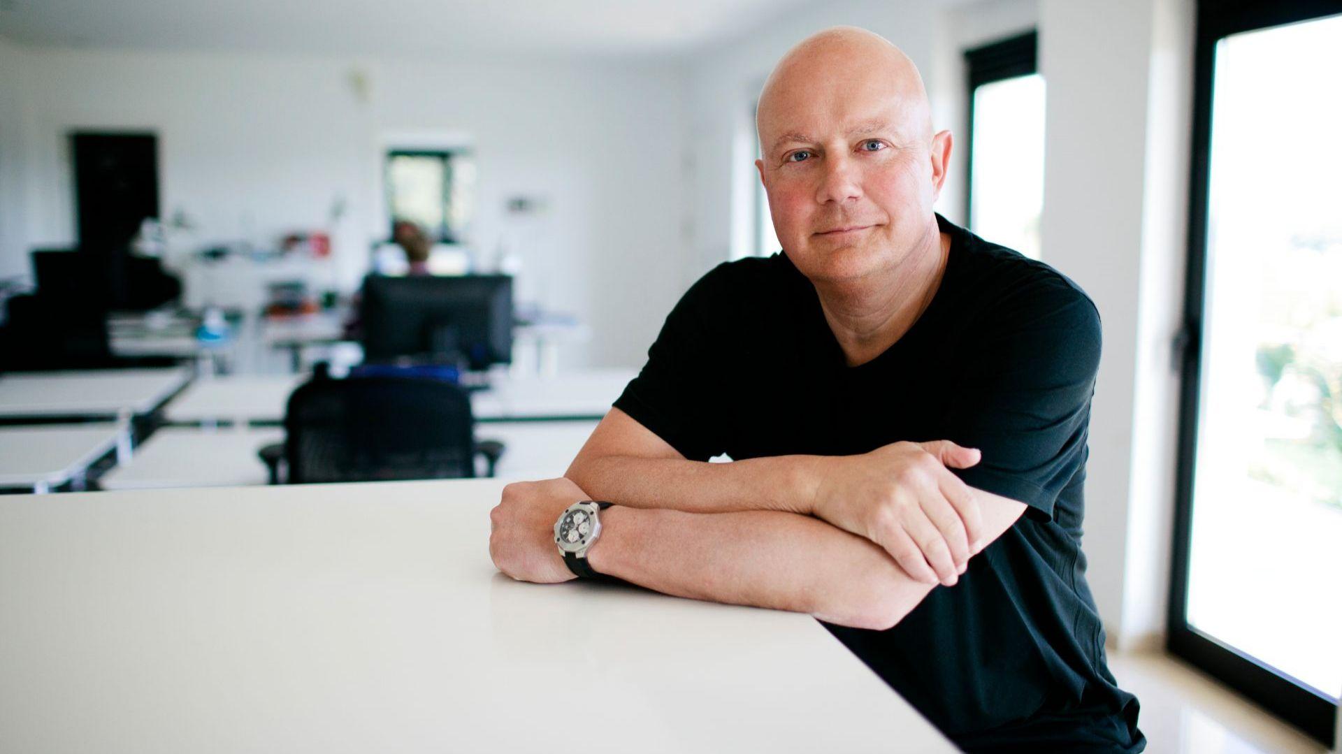 Morten Georgsen. Fot. BoConcept