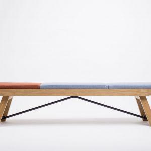 Aranżacja wnętrza - modne meble i dodatki: ławka Meso K3. Fot. DOKI