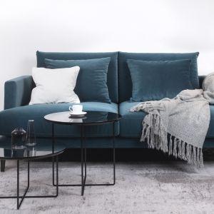 Nowoczesne sofy do salonu - sofa Rivia. Fot. Rosanero