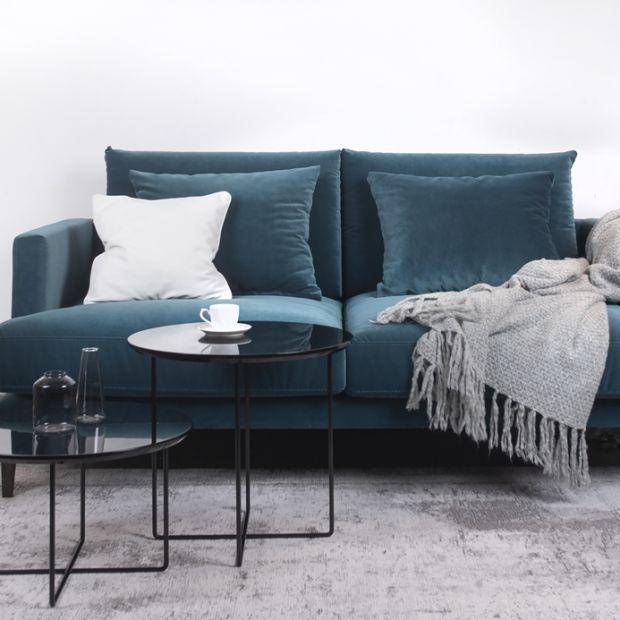 Wybieramy sofę do nowoczesnego salonu