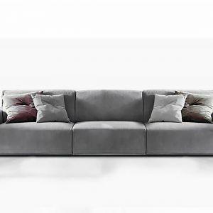 Nowoczesne sofy do salonu - sofa Mood. Fot. Rosanero