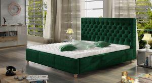Butelkowa zieleń to szlachetny odcień, nadający wnętrzom niepowtarzalnego charakteru. Jak z powodzeniem wkomponować ją w przestrzeń swojej sypialni? Zdradzamy kilka praktycznych wskazówek.