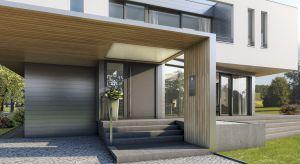 Zadaniem drzwi wejściowych jest z jednej strony zapewnienie bezpieczeństwa mieszkańcom, a także izolacji termicznej i akustycznej wnętrza domu. Z drugiej strony frontowe drzwi to wizytówka domu, ich walory estetyczne mają więc ogromne znaczenie.
