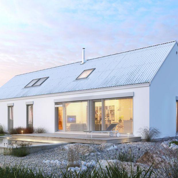 Mały dom - ekonomicznie urządzone 100 metrów