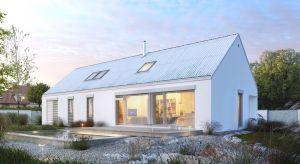 Ekonomiczny 2B touroczy dom zantresolą o powierzchni 106 metrów kwadratowych. Przemyślany układ wnętrza pozwoli na komfortowe mieszkanie 3-4-osobowej rodzinie.