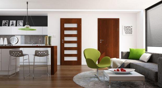 Drzwi wewnętrzne - zobacz piękne i solidne modele