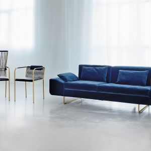 Sofa Embrace firmy Brühl. Fot. Brühl