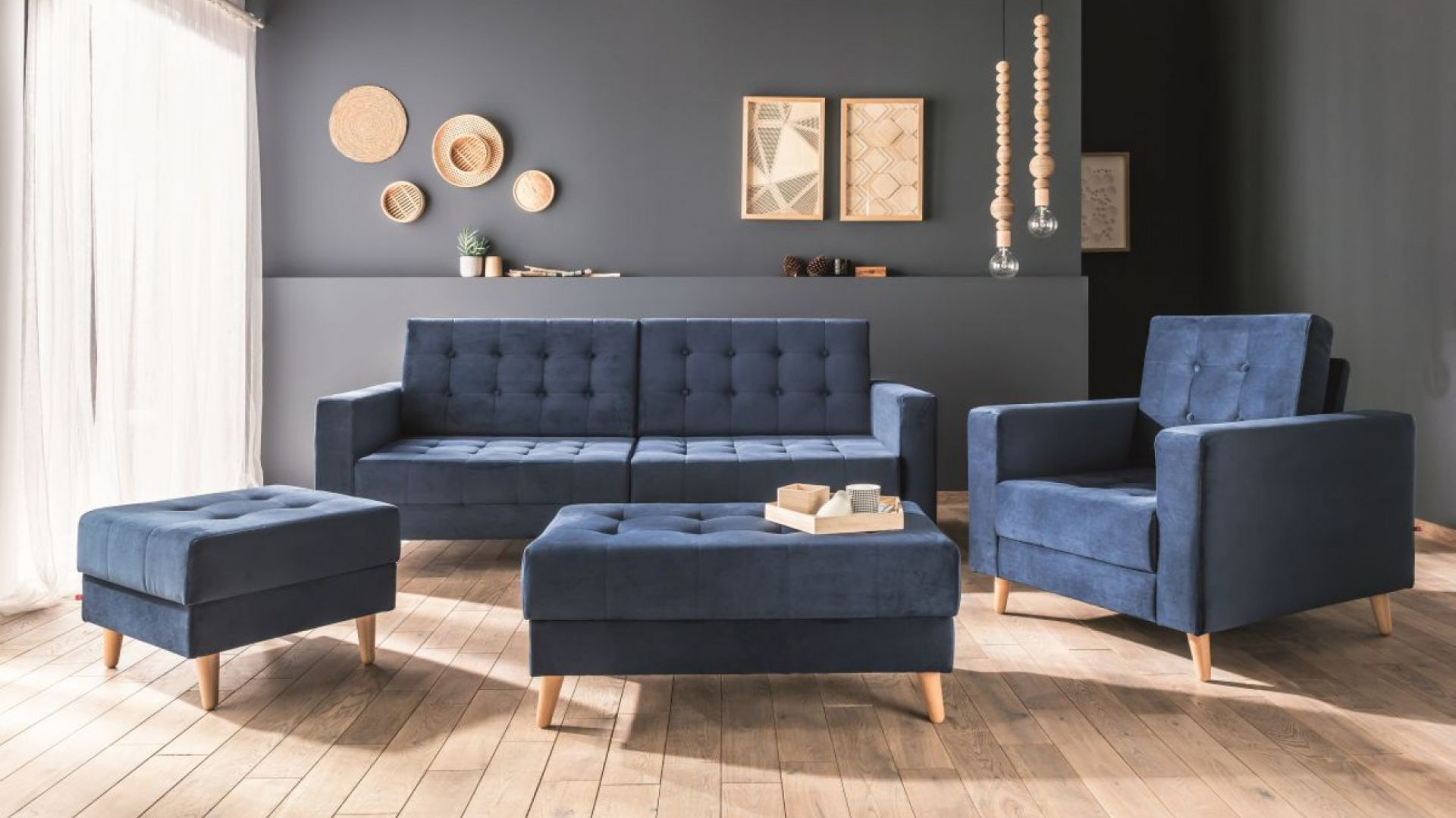 Sofa Piqu firmy Vox. Fot. Vox