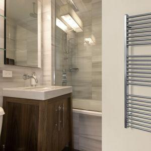 Grzejniki dekoracyjne w małym mieszkaniu. Grzejnik Makalu. Fot. Luxrad