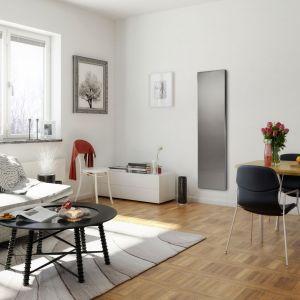 Grzejniki dekoracyjne w małym mieszkaniu. Grzejnik w osłonie.
