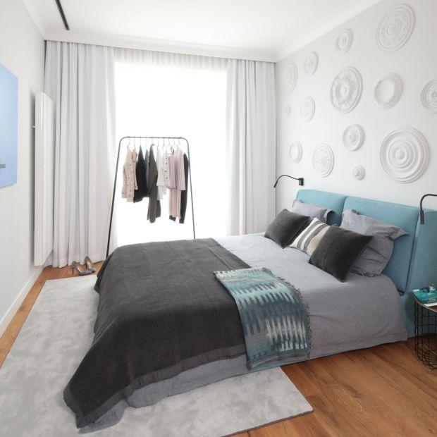 Ściana za łóżkiem - 20 pięknych sypialni