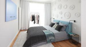 Miękkie tapicerowane zagłówki, farba, tapeta, cegła czy może drewno? Pomysłów na aranżację ściany za łóżkiem jest mnóstwo. Zobaczcie pomysły polskich architektów.