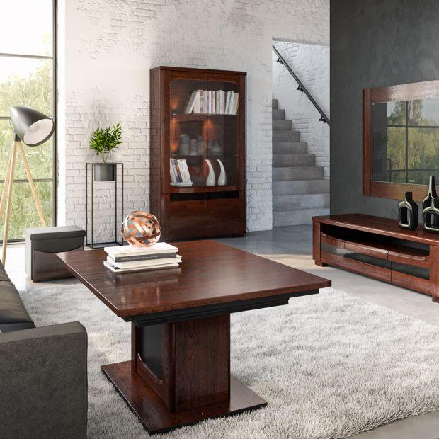 Pomysły na przechowywanie w salonie