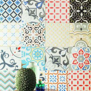 Płytki ceramiczne inspirowane Hiszpanią. Fot. Tubądzin