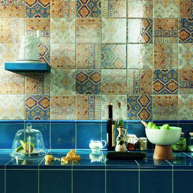 Płytki ceramiczne - kolekcje inspirowane Hiszpanią