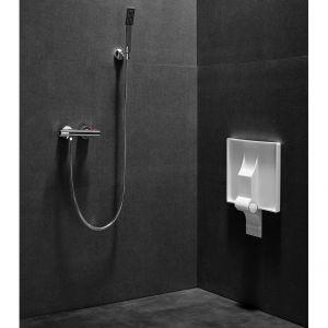 Active siedzisko prysznicowe Besco. Produkt zgłoszony do konkursu Dobry Design 2019.