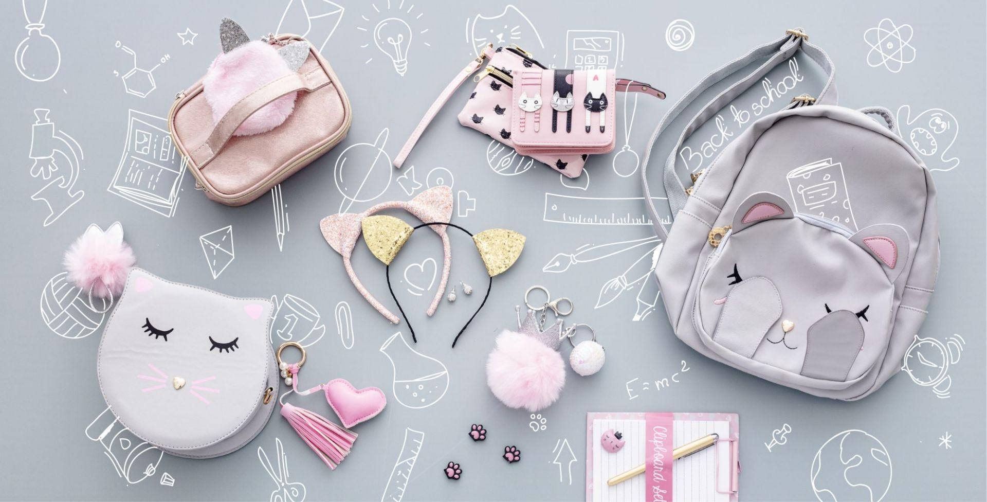 Akcesoria, tkaniny, dodatki dla dzieci. Fot. home & you